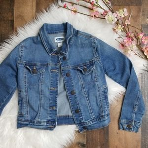 Denim Jean Jacket, Old Navy